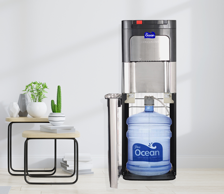 Bottomload Water Dispenser (Self-Clean™)