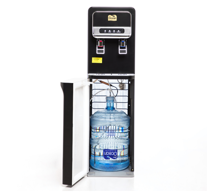 Gold Bottom Load Water Dispenser