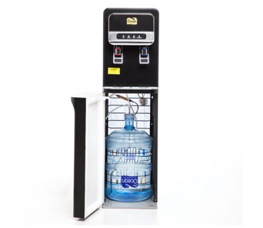 Gold Bottom Load Water Dispenser