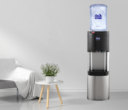 Black Floor Stand Water Dispenser