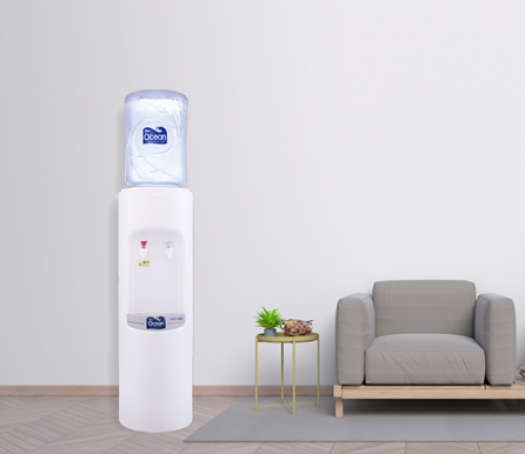 White Floor Stand Water Dispenser