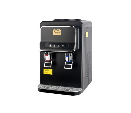 Gold Table Top Bottled Water Dispenser (Hot & Cold)