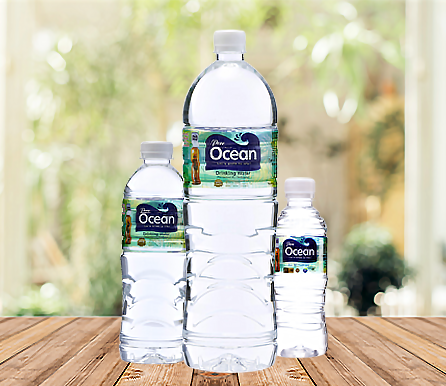 Pere Ocean Distilled Water