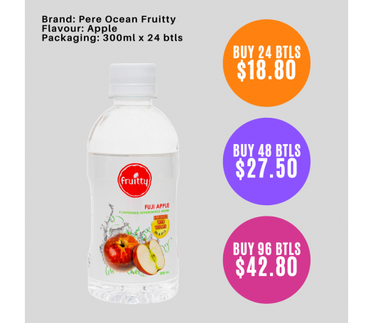 Fruitty Vitaminised Drink