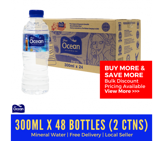 300ml Pere Ocean Natural Mineral Water