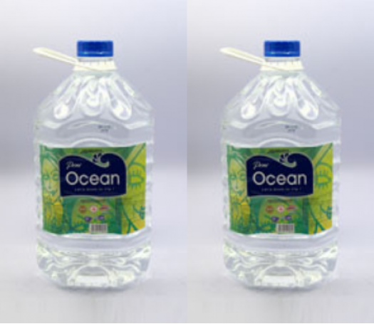 5.5L Pere Ocean Pure Distilled Water