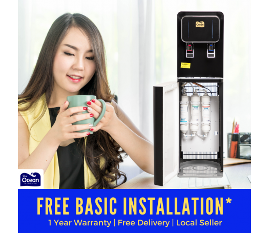 Gold Direct Piping Water Dispenser (Hot & Cold)