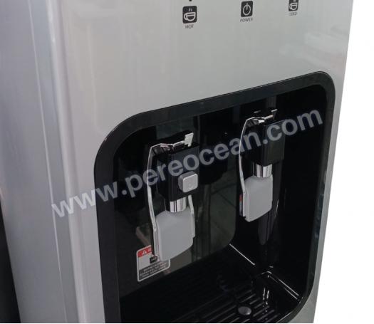 Pere Ocean Black Diamond Hot And Cold Bottom Load Bottled Water Dispenser