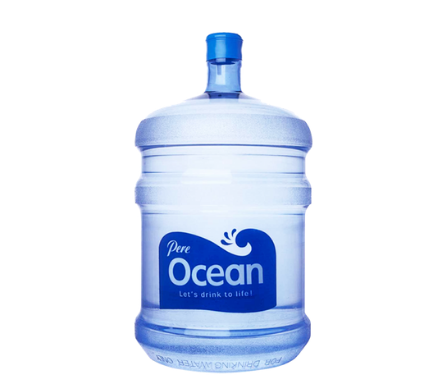 Pere Ocean 19L Mineral Water
