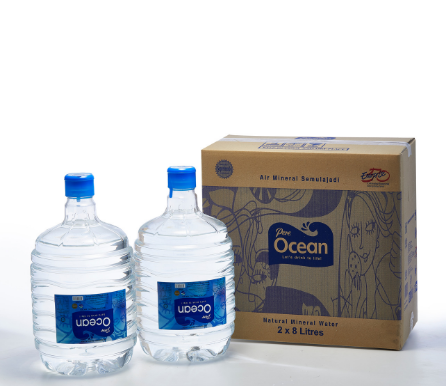 Pere Ocean 8L Mineral Water