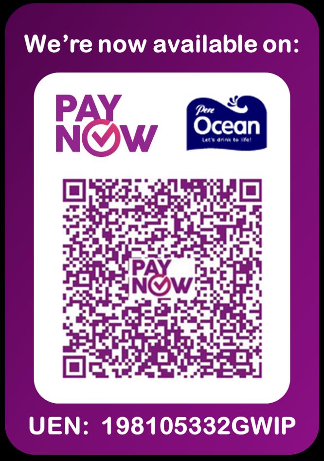Pere Ocean PayNow QR Code