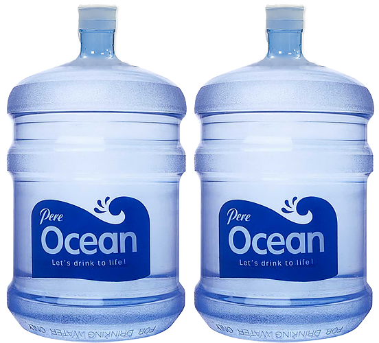 Pere Ocean Distilled Water 19L