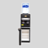 Gold Floor Standing Bottled Water Dispenser (SADISP029)