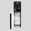 Gold Floor Standing Direct Piping Water Dispenser (SAPLUM034)