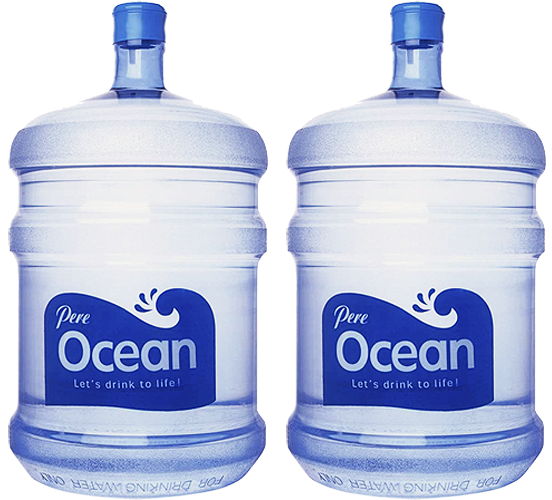 Pere Ocean Natural Mineral Water 19L