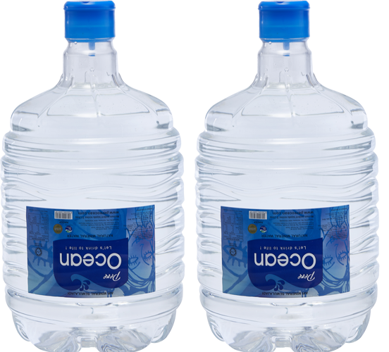 Pere Ocean Natural Mineral Water 8L