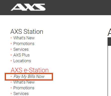 Pere Ocean AXS e-Station Step 1