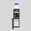 Gold Floor Standing Bottled Water Dispenser (SADISP029)