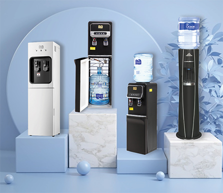 Pere Ocean is the Best Supplier of Hot and Cold Bottled Water Dispenser for Homes and Offices in Singapore