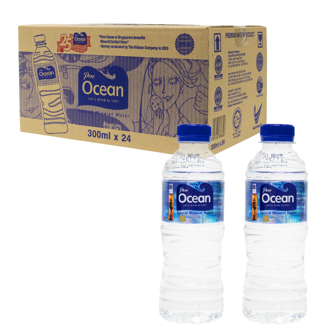 Pere Ocean Mineral Water 300ml