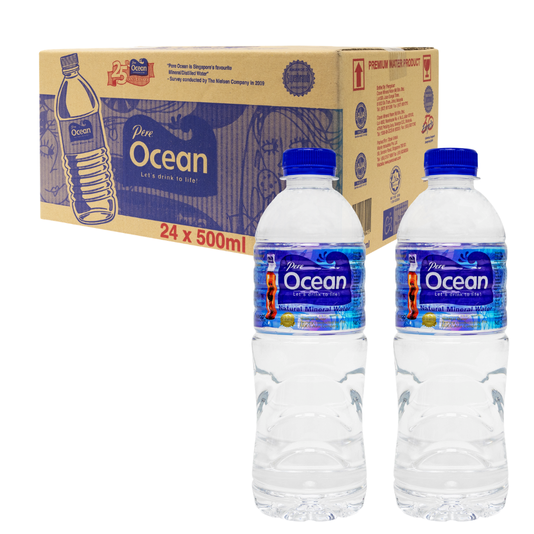 Pere Ocean Mineral Water 500ml