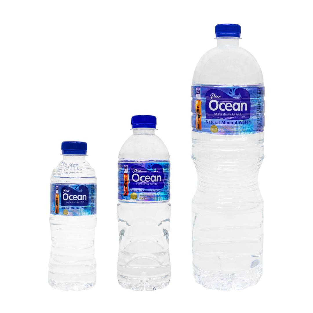 Pere Ocean Mineral Water 300ml, 500ml & 1.5L
