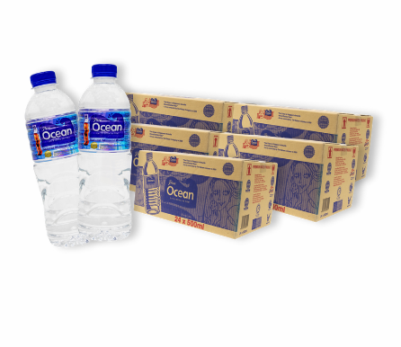 Pere Ocean 500ml Natural Mineral Water Bottled Water Singapore Free Local Delivery Home Office Wholesale Price