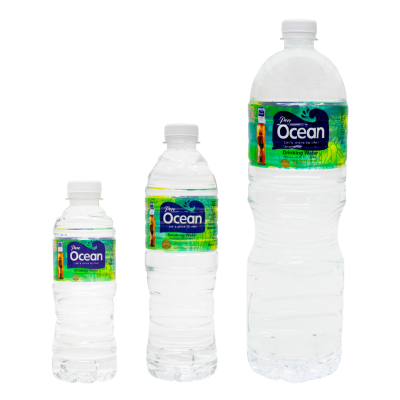 Pere Ocean Distilled Water 300ml, 550ml & 1.5L