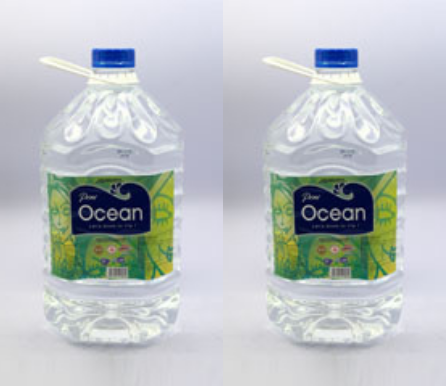 Pere Ocean 5.5L Distilled Drinking Water Bottled Water Singapore Free Local Delivery Home Office Wholesale Price