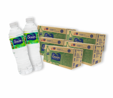 Pere Ocean 550ml Distilled Drinking Water Bottled Water Singapore Free Local Delivery Home Office Wholesale Price