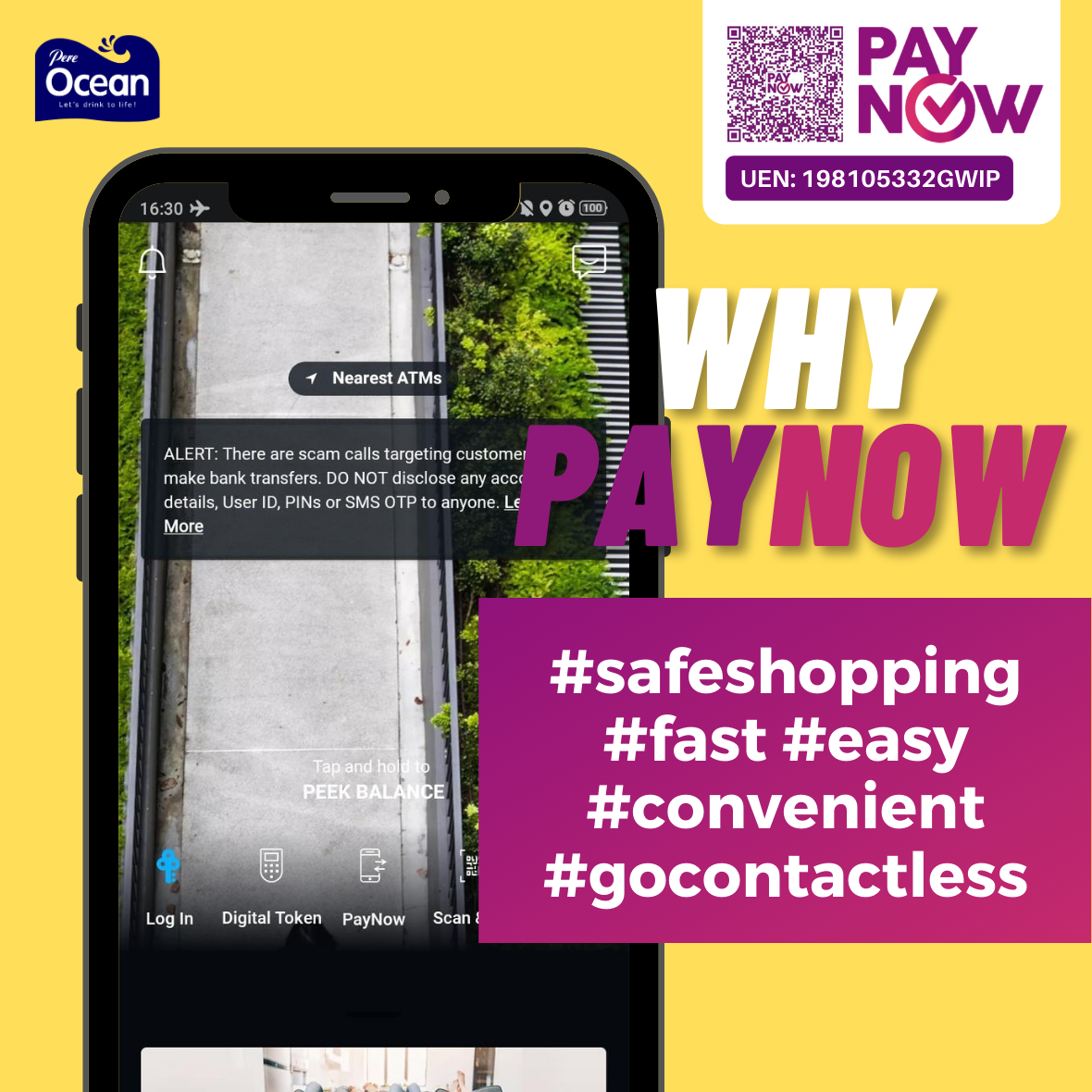 Pere Ocean Why Switch to PayNow Today